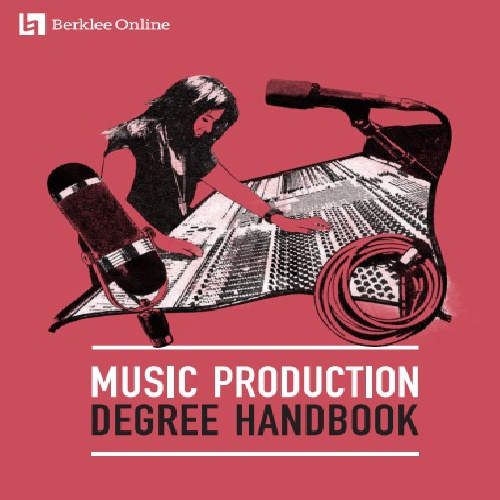 Music Production Degree Handbook-Barklee Online